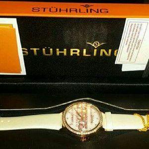 Stuhrling Original Jewelry - Stuhrling Brand New Womens Peace Watch