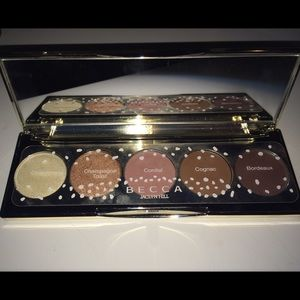 Limited edition becca x Jaclyn hill palette
