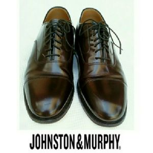 191 Unlimited Other - 💕HP💕JOHNSTON & MURPHY OXFORD DRESS SHOE