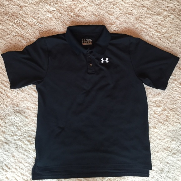 ad3c27665 Under Armour Shirts & Tops | Youth Collared Shirt | Poshmark