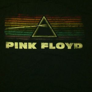 Other - Retro Pink Floyd Graphic T Shirt Top adult M