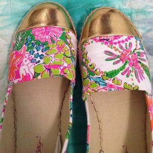Lilly Pulitzer Espadrilles