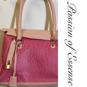 Handbags - Pink Fashion Handbag