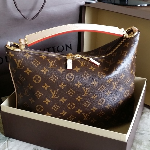 0715a0aa2033 ISO New like new Louis Vuitton Sully MM bag