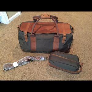 LL Bean Other - LL Bean Signature West Branch Weekender Bag