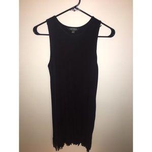 Ralph Lauren Dresses & Skirts - Ralph Lauren fringe dress