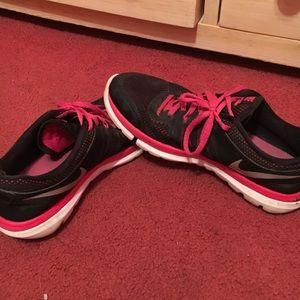 Nike flex 2014 running shoe