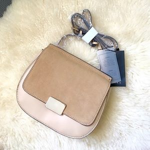 ‼️Final Sale Zara cross body bag two tone