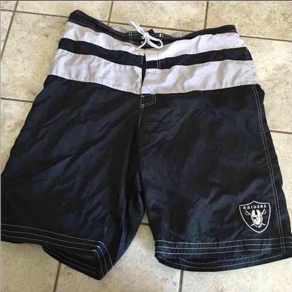 27c72b00cf6 Raiders Swim Shorts 3xl. M 57b601f87fab3a5272019737