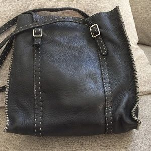 Vintage Fendi Black bag