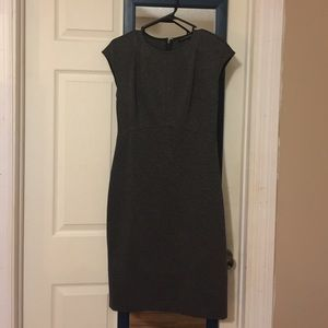Banana Republic Dress Gray