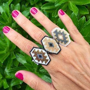 Jewelry - Amazing Hand Made Rings