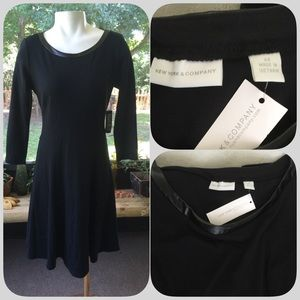 New York & Company Dresses & Skirts - Black Dress