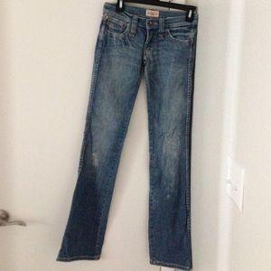 Frankie B Straight leg jeans