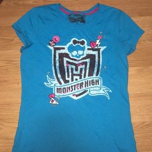 monster high Other - Sparkly Monster High shirt