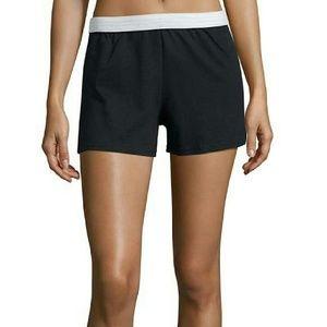 Soffe Pants - Black short size Medium NWOT