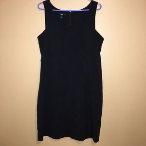 Black dress in good condition.