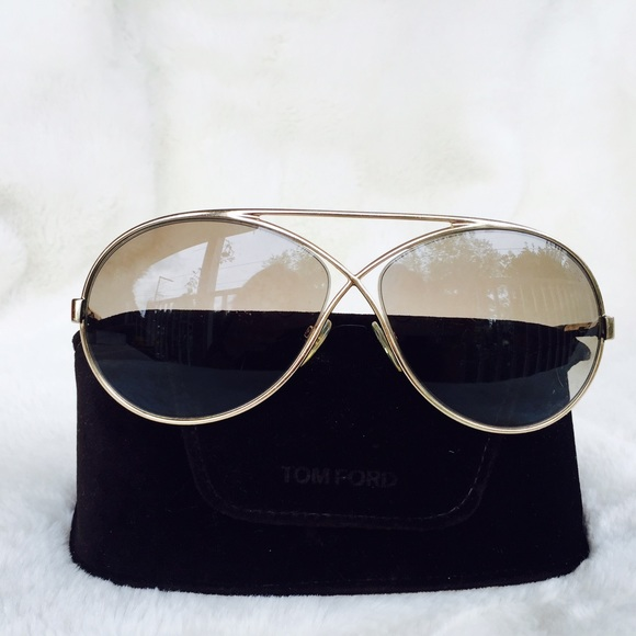 c27d07b2fd Tom Ford Georgette TF154 Sunglasses and Case. M 57b62d342ba50a2837005122