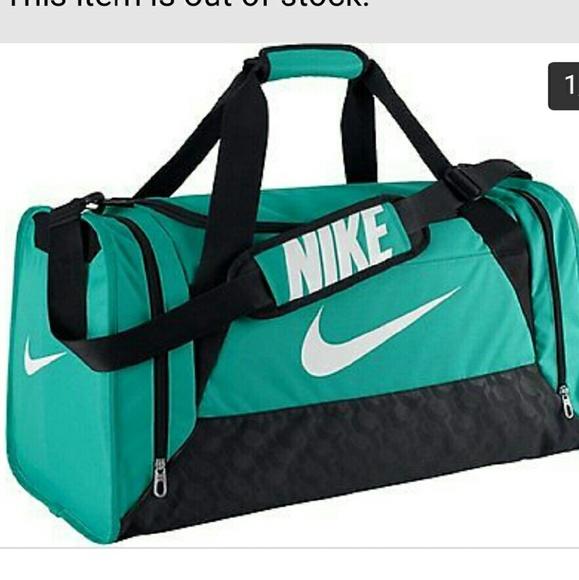new concept 6cfaa 2e405 NEW Nike Large Duffel Bag