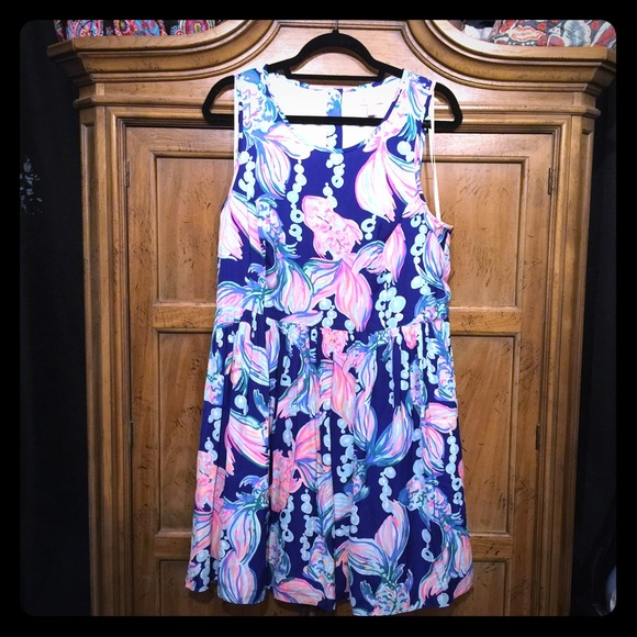 27b14f2e9ae44b Lilly Pulitzer Dresses | Kassia Dress | Poshmark
