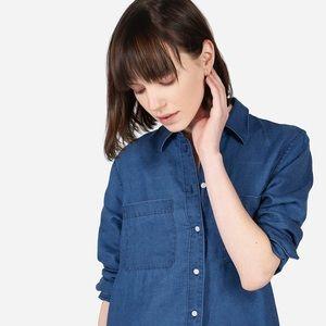 Everlane Dresses & Skirts - Everlane Linen Shirt Dress