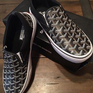 c35d5b4ba15 Goyard Shoes - Goyard Vans Christopher Wanton