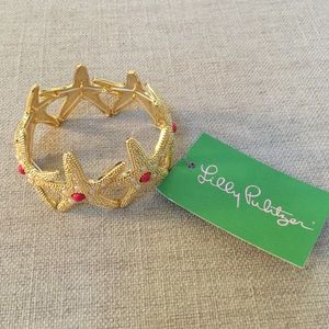Lilly Pulitzer Starfish Cuff