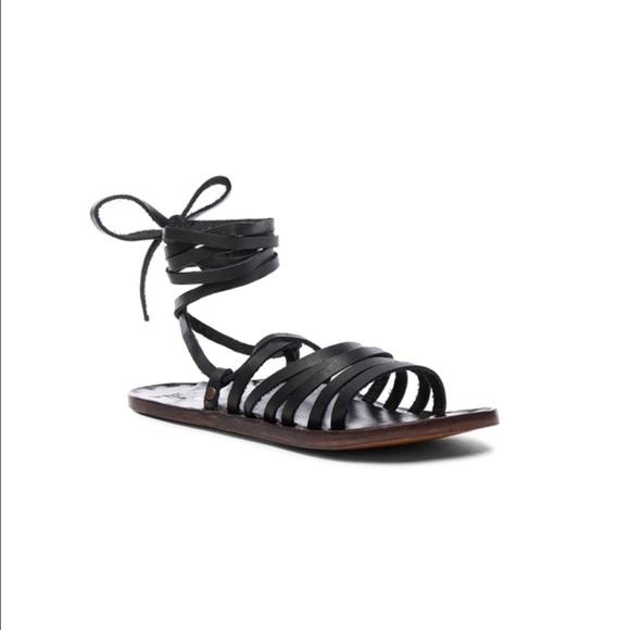 bb3333e00ca BEEK Shoes - BEEK HERON SANDALS   black
