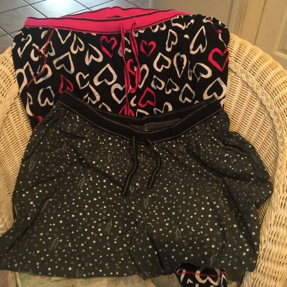 76% off DKNY Other - 2 pair of DKNY flannel pajamas size XXL from ...