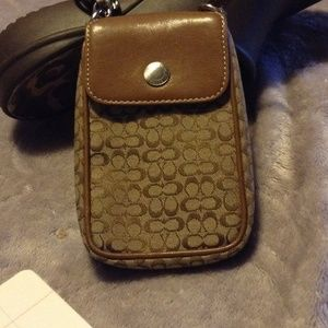 Used, Coach i5 phone case for sale