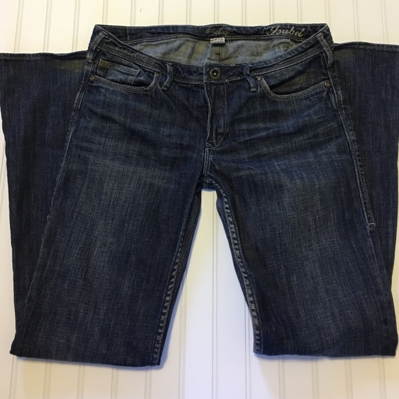 83% off Silver Jeans Denim - Silver Jeans Isabel size 32/33 from ...