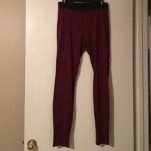 Ladies silky leggings