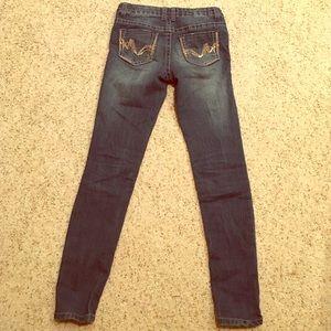 Other - girls super skinny stretch jeans