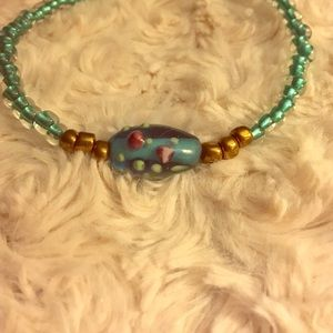 Boutique Jewelry - 🌺Hand-crafted glass beaded bracelet.🌺