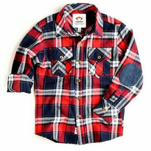 Appaman Other - |HP| Appaman Plaid Flannel Shirt