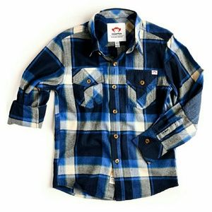Appaman Other - Appaman Plaid Flannel Shirt