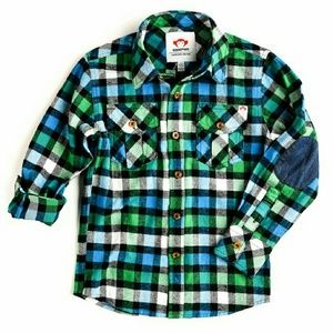 Appaman Other - FW16 Appaman Plaid Flannel Shirt