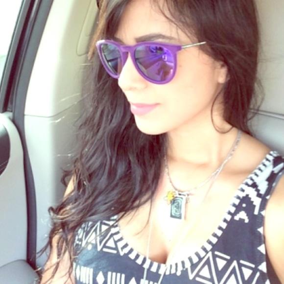 ray ban accessories nwt rayban erika velvet mirror sunglasses rh poshmark com