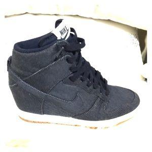 scarpe platform nike