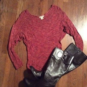 Lucky Brand Sweaters - {Moving sale} boat neck Sweater