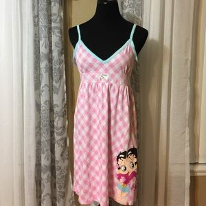 Betty Boop night gown