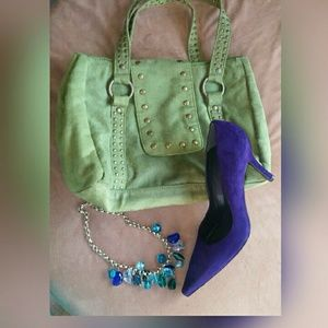 Handbags - Studded Handbag 🎊Host Pic
