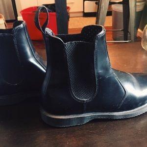 30 Off Dr Martens Shoes Dr Martens Black Velvet Mary