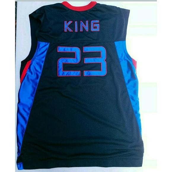 buy online 71cae c511c Nike Lebron James King United Ballers Sewn Jersey