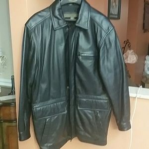 Members Only  Other - Leather jacket