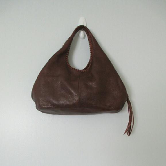 Banana Republic Handbags - Boho Soft Leather Hobo Bag 18b59ec7687b4