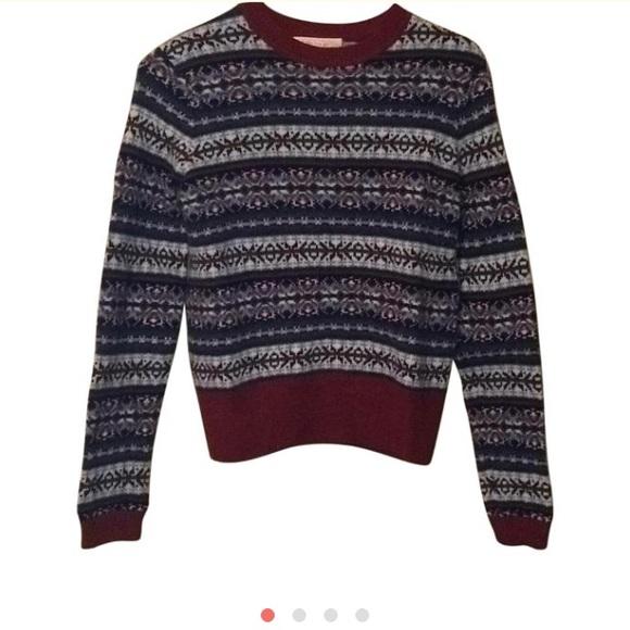 75% off Brooks Brothers Sweaters - Brooks Brothers Fair Isle ...