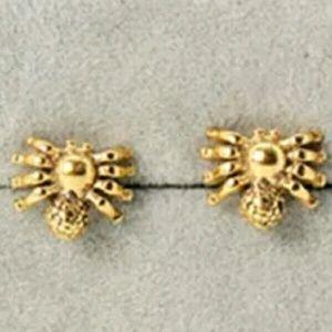 Jewelry - ❤New Halloween spider stud earrings