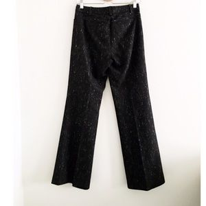 J. Crew Wool Blend Trousers
