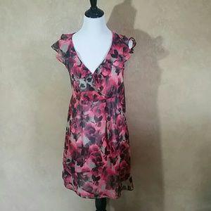 Elle Dresses & Skirts - Elle Sheer Dress Cover